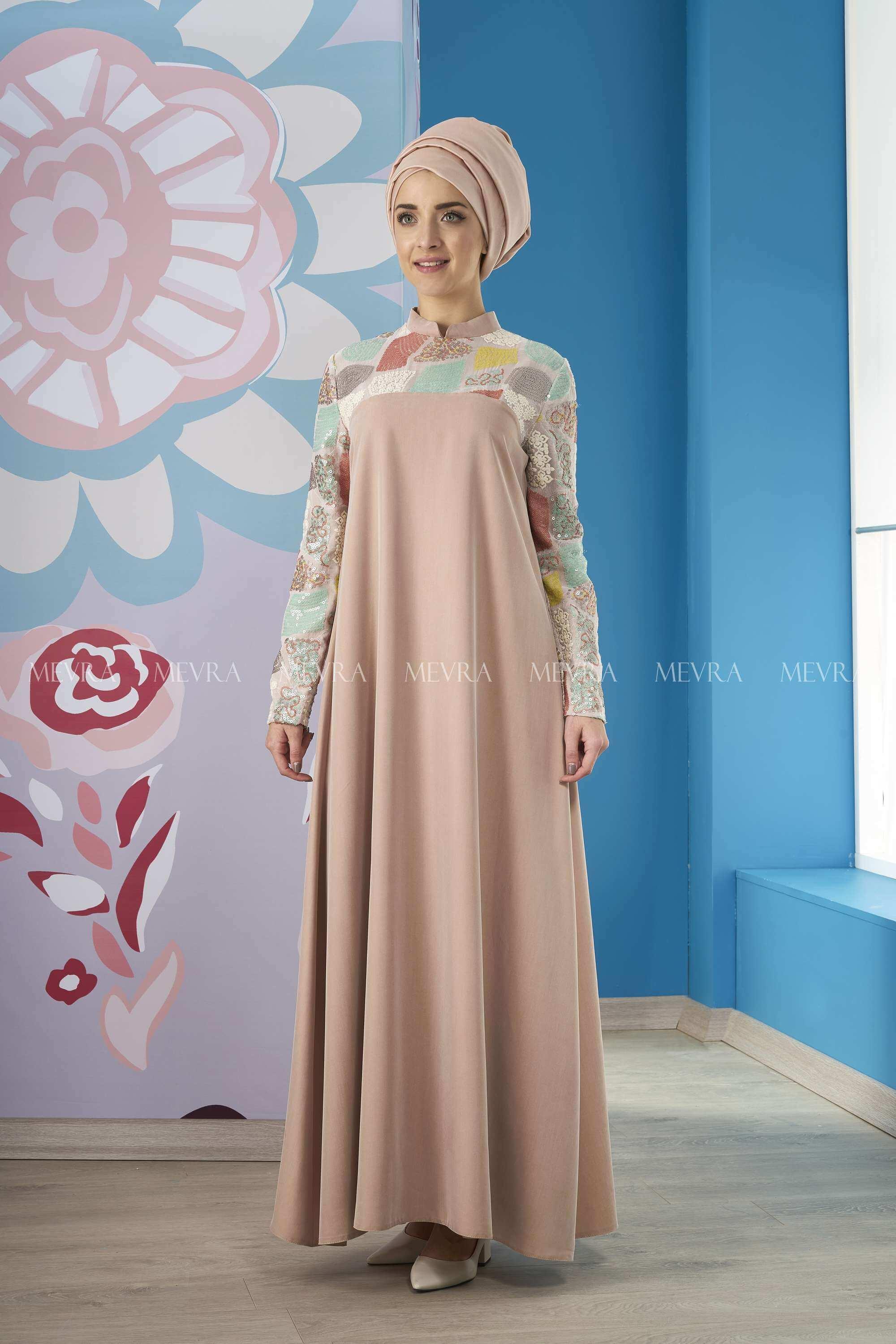 441fad0fb2fd9 Uzun Elbise Fiyatları - Mevra.com.tr