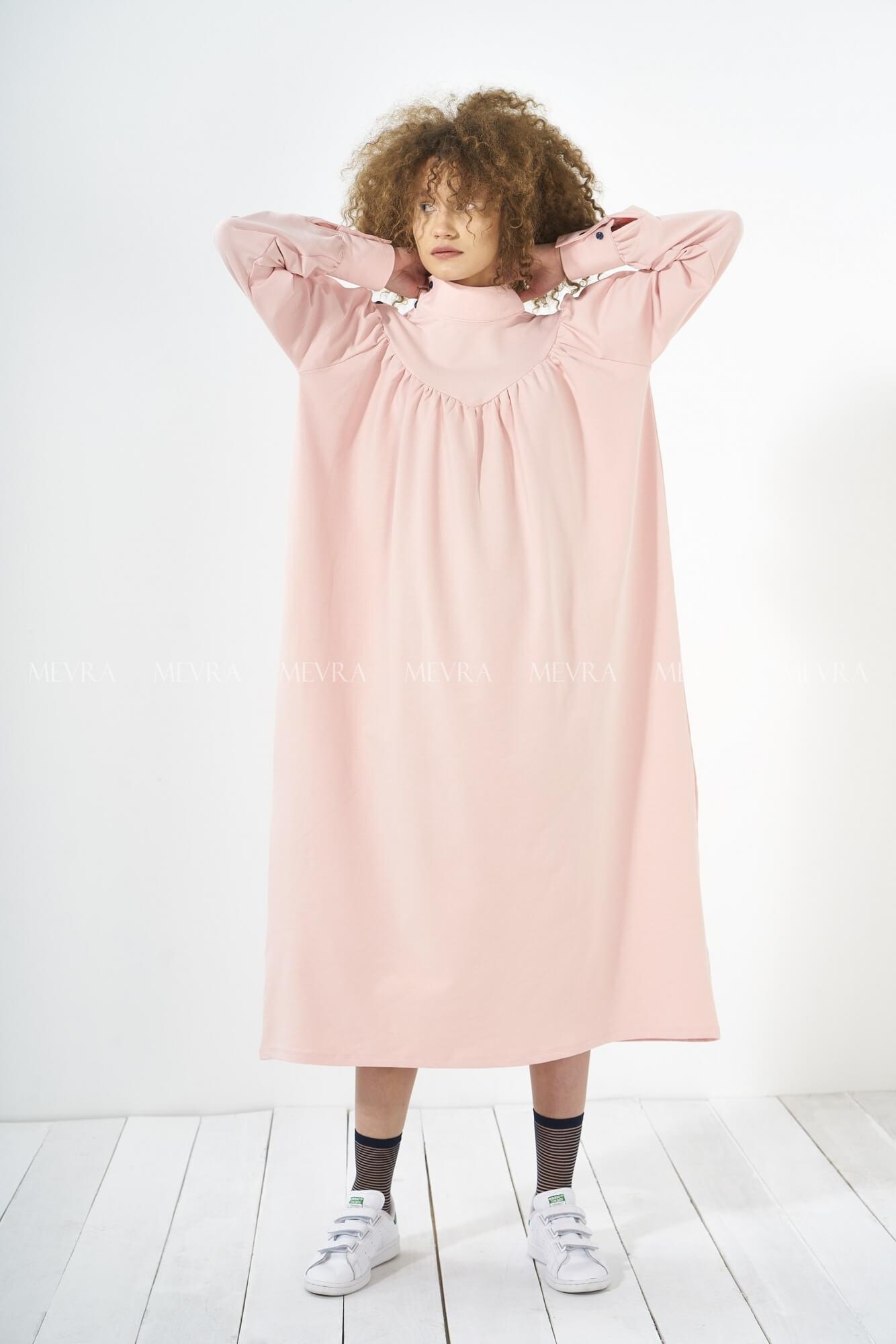 Yaza özel günlük elbise kombin modelleri